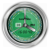 Green Silverpoint Vector Clock