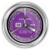 Purple Silverpoint Vector Clock